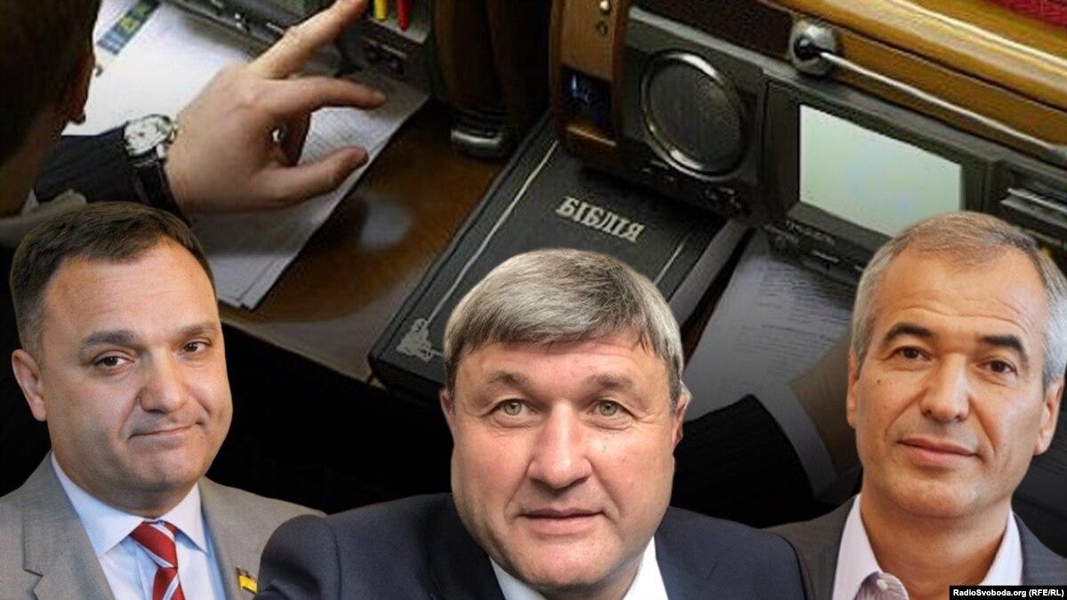 Кнопкодавы года: «рекорд» Кальцева с ОПЗЖ и извинения «Слуги народа»