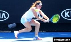 Українська тенісистка Дарія Снігур (архівне фото)