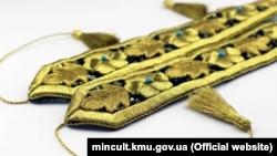 Кримськотатарський орнамент орьнек