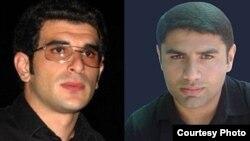 Шахрияр Гаджизаде (слева) и Фарид Гусейн