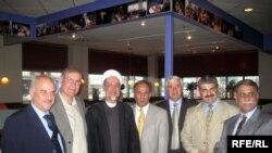 لقاء النائب الأول لرئيس مجلس النواب(السيد خالد عطية) بأبناء الجالية العراقية بديترويت