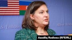 Вікторія Нуланд, заступник державного секретаря США