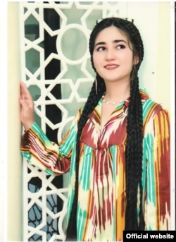 "Tajik ""national dress,"" the government says."