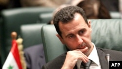 Syrian President Bashar al-Assad faces his sternest challenges in 11 years in power.