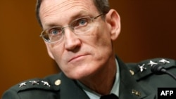 U.S. -- Director of the Missile Defense Agency Army Lt. Gen. Patrick O'Reilly