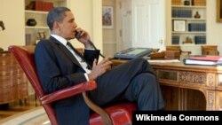 АКШнын мурдагы президент Барак Обама.