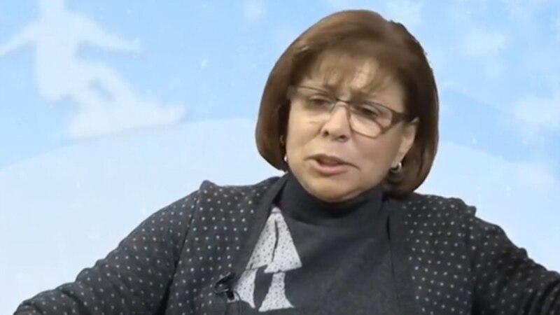 Ирина Роднина идёт на выборы с тем же обещанием, что и пять лет назад