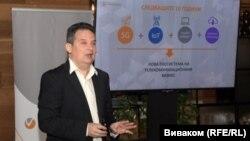 """Главният изпълнителен директор на """"Виваком"""" представи годишния доклад на телекома в края на май"""
