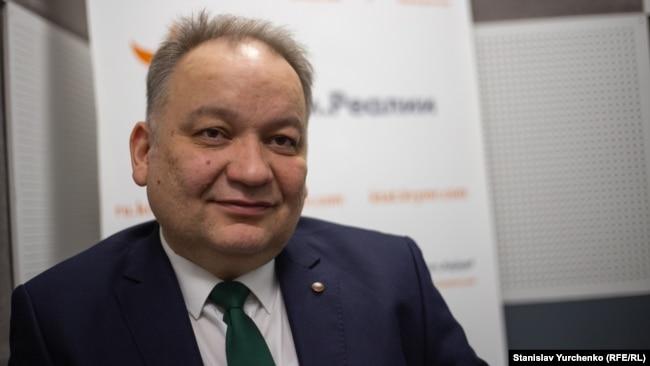 Эскендер Бариев