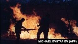 Грозный, 15 января 1995 год