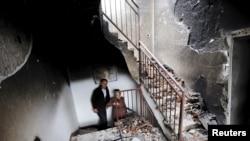Kumanovo - Prizori razaranja nakon sukoba