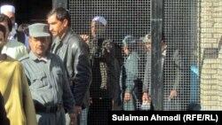 آرشیف، زندان هرات