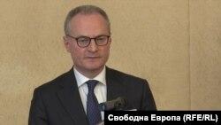 Лозан Панов, председател на ВКС.