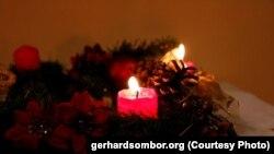 Božić u Udruženju Sveti Gerhard u Somboru