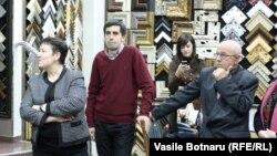 Cu Valentina Ursu și Iulian Ciocan în ajunul lansării volumelor tradiționale ale Europei Libere
