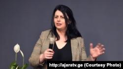Обязанности директора на данном этапе выполняет Натия Зоидзе