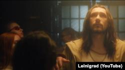 "Фрагмент видео ""Ленинграда"""