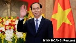 Wýetnamyň merhum prezidenti Tran Dai Kuang. Mart, 2018 ý.