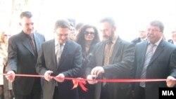 Отворање на грчка фабрика во Прилеп