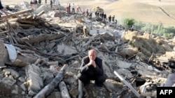 600 kənddə evlərin yarıdan çoxu dağılıb