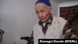 Түркістан легионері Ахметбек Нұрманов. Ақтөбе облысы, Ойыл селосы, 6 мамыр 2013 жыл.