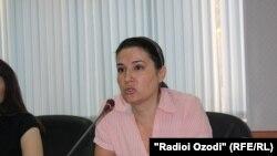 Нигина Баҳриева