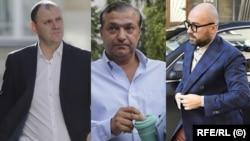 Sebastian Ghiță, Dan Andronic și Radu Budeanu, patroni de presă cu probleme în justiție.