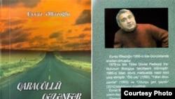 Eyvaz Əlləzoğlunun kitabı