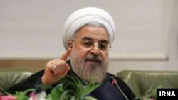 "Iranian President Hassan Rohani said Iran ""cannot close the gates of the world for the younger generation."""
