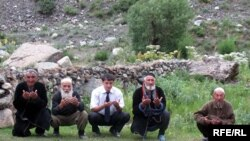 В Джиргитале живут бок о бок таджики и кыргызы