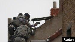 عملیات پلیس بلژیک در مولنبک