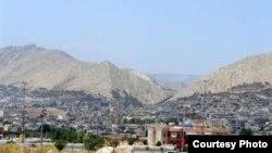 منظر عام لمدينة دهوك