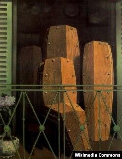 Рене Магритт. Перспектива II: Балкон Мане