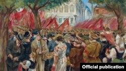 В XX веке коммунизм и фашизм оказались классицистским реваншем за романтический разгул революции
