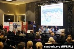 Кастрычніцкі эканамічны форум у Менску, 1 лістапада 2019 году
