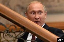 Володимир Путін, Мінськ, 26 серпня 2014 року