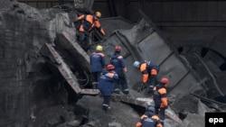 Спасательные работы на шахте имени Ленина, 11 мая 2010 г