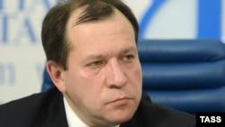 Россия. Игорь Каляпин. Глава Комитета против пыток, Москва, 07.12.2012