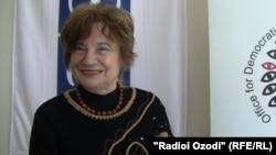 Представитель ОБСЕ Параскива Бадеску