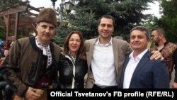 Tsvetan Tsvetanov, campaign