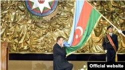 Ilham Əliyevin andiçmə mərasimi, 31 oktyabr 2003