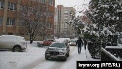 Крим, Сімферополь