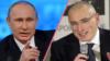 Орусия президенти Владимир Путин жана ЮКОС компаниясынын мурдагы башчысы Михал Ходорковсий.
