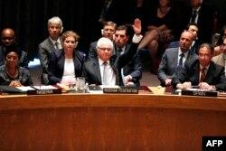"Постпред России при ООН Виталий Чуркин накладывает вето на проект резолюции СБ ООН по сбитому ""Боингу"""