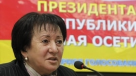 Alla Dzhioyeva rejects any allegations of electoral irregularities.
