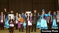 "Урмай авылының халык ""Мишәр"" фольклор ансамбле"
