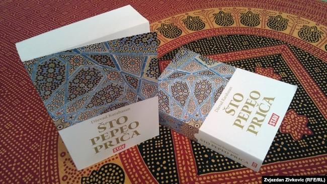 Karahasanove knjige prevedene su na 15 jezika