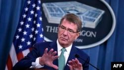 اشتون کارتر، وزیر دفاع ایالات متحده