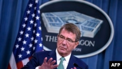Министр обороны США Эштон Картер