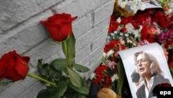 Anna Politkovskaya oktyabrın 10-da Moskvada dəfn olunacaq